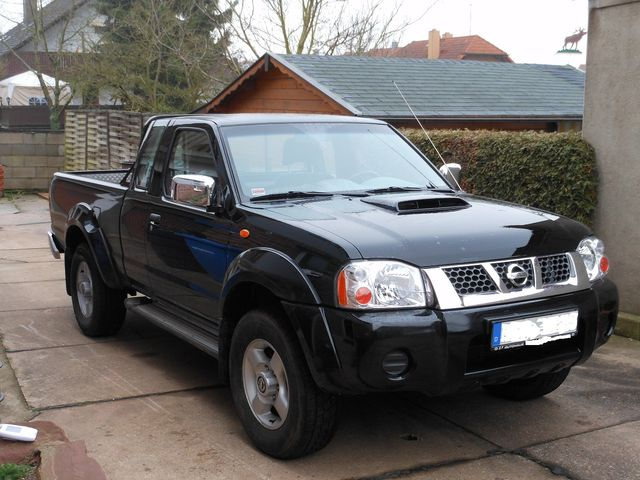 Nissan NP 300 Pick Up King Cab