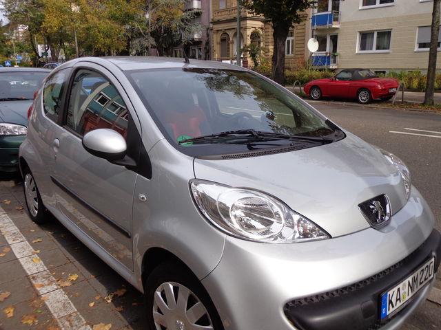 Peugeot 107, Urban Move