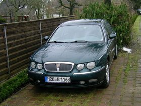 Rover 75 2,0 CDT Charme