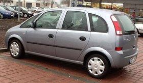 Opel Meriva 1,6 16V Injoy, 15300 km
