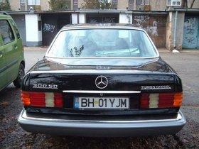 Mercedes-Benz W126 300 SD Turbodiesel
