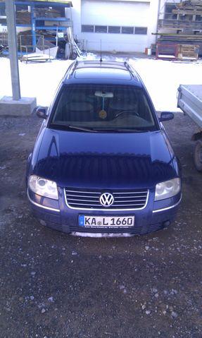 VW Pasat Allrad