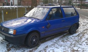 VW Polo Baujahr 1993 günstig abzugeben