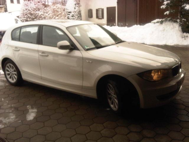BMW 118d - 2011 Modell -