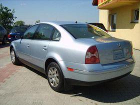 VW Passat 2.8 V6 4Motion Comfortline