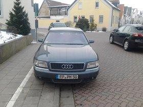 Audi A8 Automatik