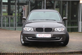 BMW 120 D Sportpacket, Havanna Metallic ,Auto Start Stop,Car Garantie