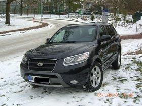 Hyundai Santa Fe 2007 2.2 CRDi Executive nur 55.000 Km sehr gepflet von Privat