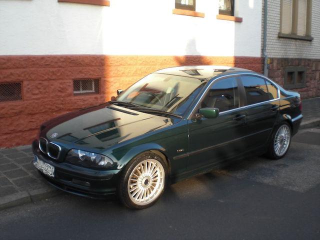 Liebhaberfahrzeug BMW e46 328i in schöner Alpina B3 Optik