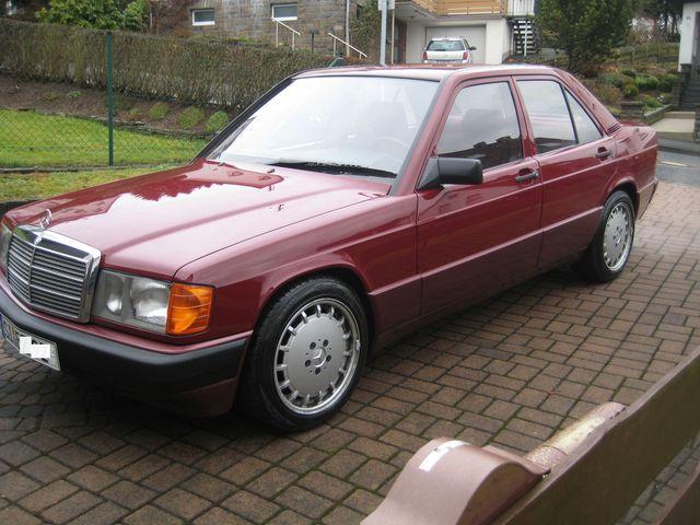Mercedes 190E mit 90.000Km