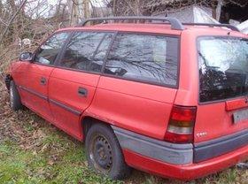 Opel Astra F Caravan 1,7 TD