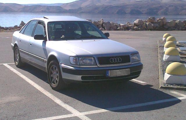 Audi 100 2,5TDI AHK Kupplung neu