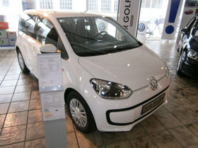 VW up! 1.0 BlueMotion Tech. move up!