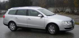 VW Passat 2,0 TDI 4 motion Kombi