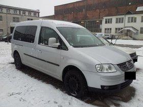 VW Caddy Life Caddy Maxi Life