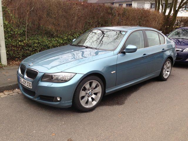 BMW 330 i x Drive Limousine Facelift