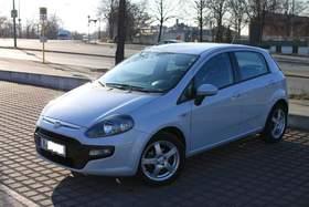FIAT Punto mylife 4900km 1.4 8V 77PS EZ 4/12 Navi 5T Metallic S&S