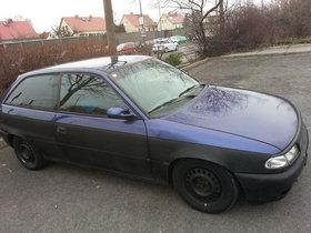 Opel Astra Sport GSI