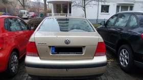 VW Bora gepflegt, 67200 km