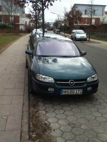 Opel Omega B für Bastler
