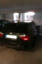 verkaufe meinen BMW Kombi