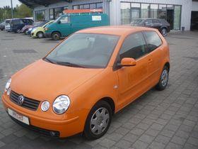 VW Polo 1.2 -1.Hand-Sitzheizung-