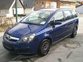 Opel Zafira Edition Plus 1,6