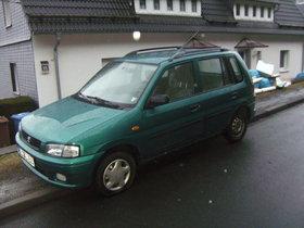Mazda Demio 1998,Optisch guter zustand,Nicht fahrbereit,TÜV 10.2013
