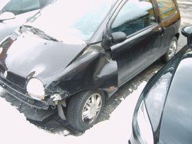 Unfallwagen nur vorne Blechschaden Fahrbereit