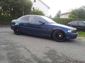 BMW Coupe 320ci