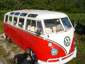 Volkswagen T1 Samba 21 Fenster