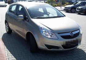 Opel Corsa  Edition 1,4 Twinport 66kW/90PS,incl. Garantie bis 03/15&Winterreifen