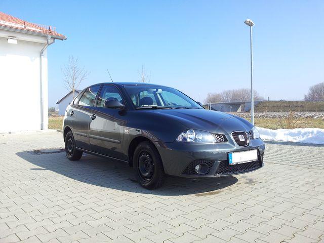 Seat Ibiza 1.4 16V Best of  // Verkauf wegen Nachwuchs