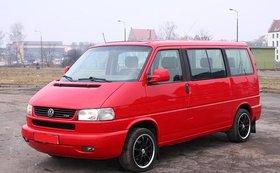 Volkswagen Multivan 2,5 TDI Standheizung