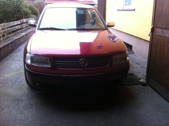 VW Passat 3B TDI