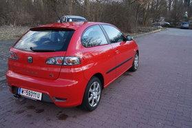 Seat Ibiza FR 1.9 TDI Sport Coupe, in sehr gepflegtem Zustand