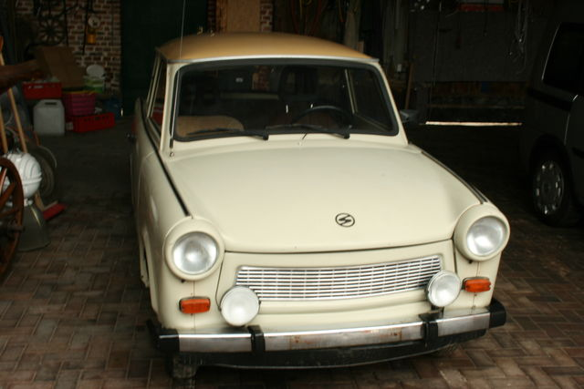Used Trabant 601