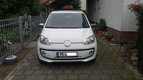 """Volkswagen Up! Sondermodel """" white up """""""