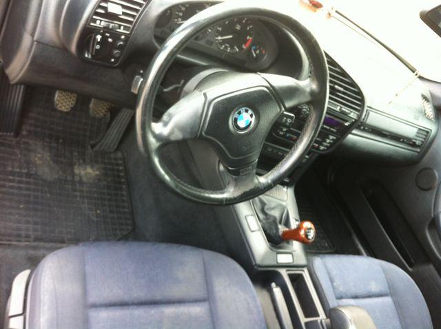 BMW 316i Touring- verkaufe wg Neuanschaffung