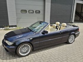 BMW E46 320 Ci Cab Special Edition Indiv. Xenon Navi