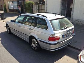 BMW 330d Touring Kombi grüne Plakete