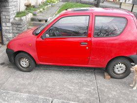 Fiat Seicento,rostfrei,sehr gepflegt