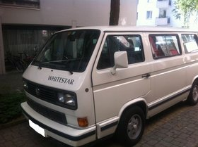VW Bus - Multivan Hannover Edition White Star - DEUTSCHE PAPIERE VORHANDEN