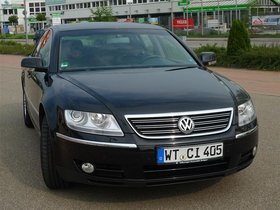 Phaeton 3,0 165 kW Diesel