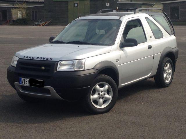 Land Rover Freelander Td4 Hardtop AHK