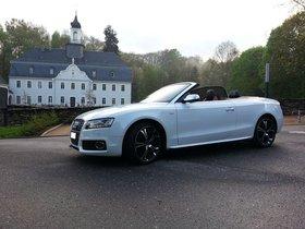 Audi S5 Cabrio S tronic WERKSGARANTIE/TOPZUSTAND/8-FACH BEREIFT