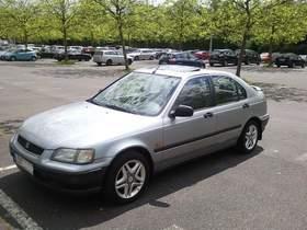 Honda Civic  1,5i , EZ:1995   TÜV/ASU 12/2014