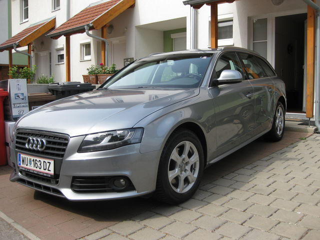 Audi A4 Avant 2,0 TDI DPF (Leasing)