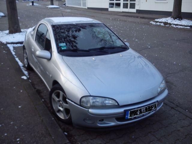 Opel Tigra 1.6 16v 106KM