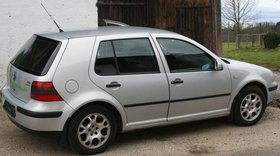 VW Golf IV, Allrad, Diesel, unfallfrei